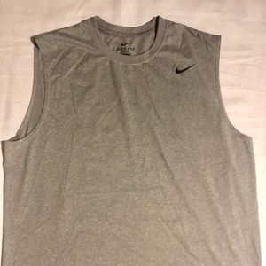 Men's Nike sleeveless tank